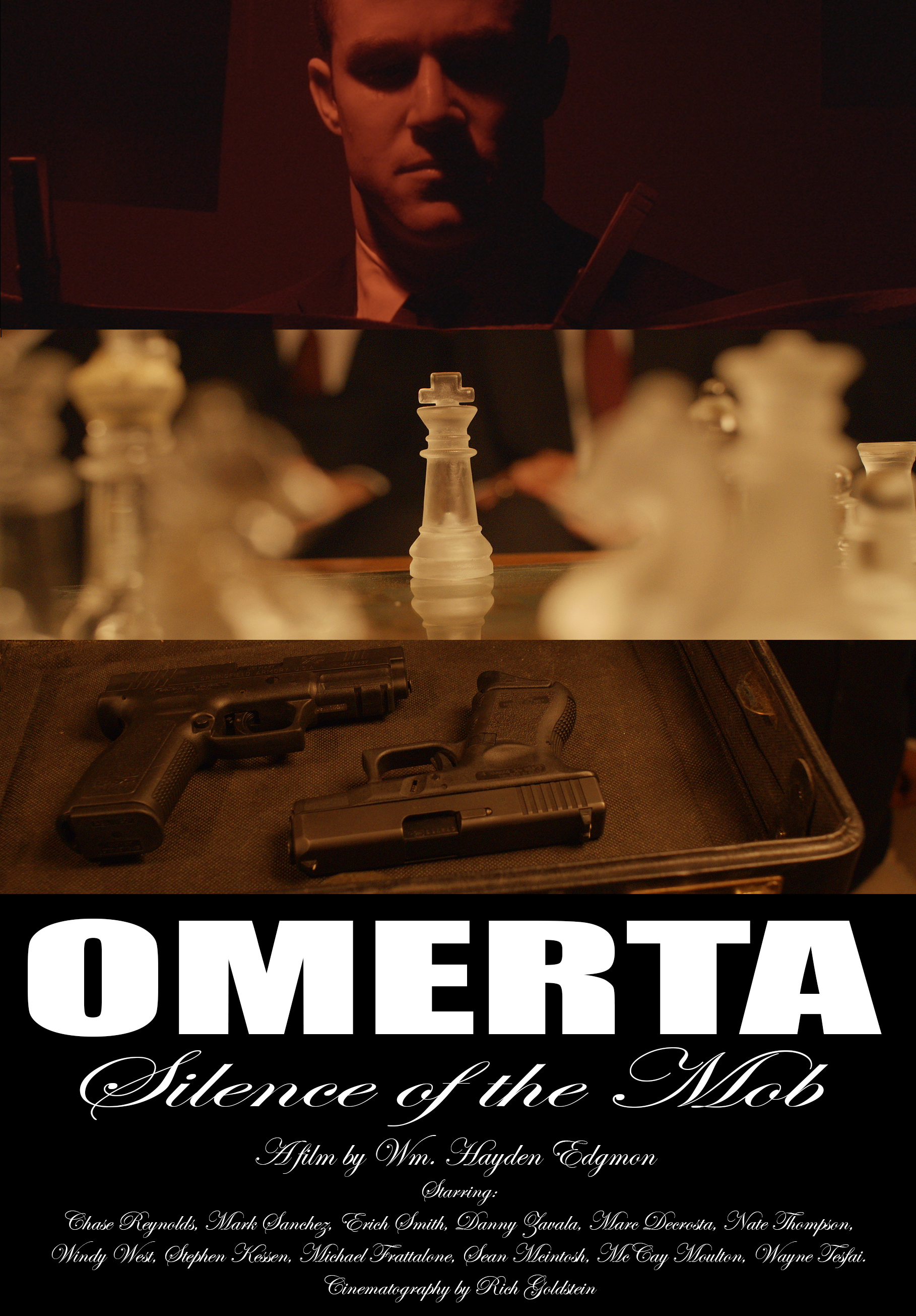 Omerta: Silence of the Mob (2016) - IMDb