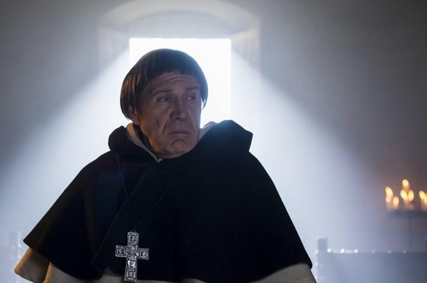 Juan Gea in El ministerio del tiempo (2015)