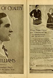 A Gentleman of Quality Poster