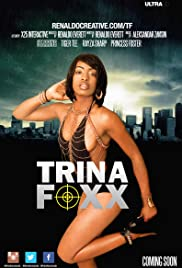 Trina Foxx Raised in America Poster