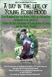 A Day in the Life of Young Robin Hood Poster