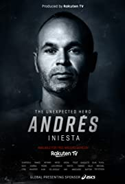 Andrés Iniesta: The Unexpected Hero Poster