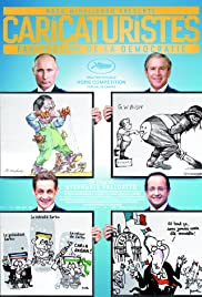 Caricaturistes, fantassins de la démocratie Poster
