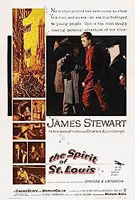 James Stewart in The Spirit of St. Louis (1957)
