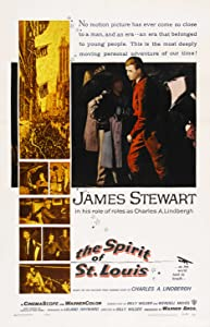 Watch full movie downloads for free The Spirit of St. Louis [Mp4]