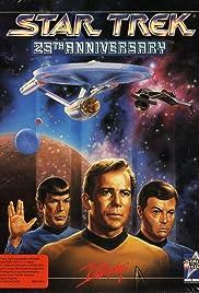 Star Trek: 25th Anniversary Enhanced Poster