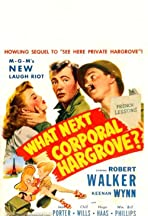 What Next, Corporal Hargrove?