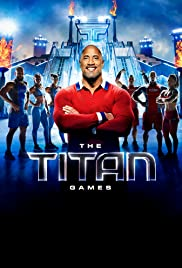 The Titan Games Poster