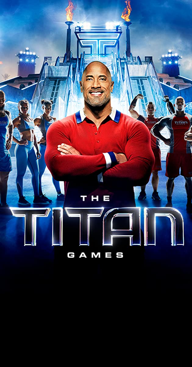 Download The Titan Games or watch streaming online complete episodes of  Season 2 in HD 720p 1080p using torrent