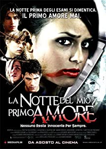 Watch website movies La notte del mio primo amore [1080i] [UltraHD] [mts], Alessandro Pambianco