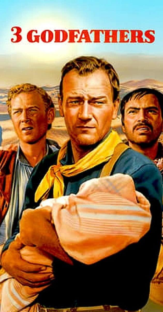 3 Godfathers (1948) - IMDb
