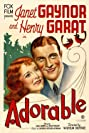 Adorable (1933) Poster
