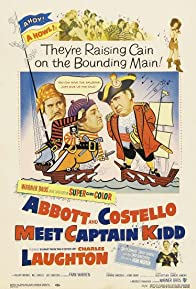 Primary photo for Abbott and Costello Meet Captain Kidd