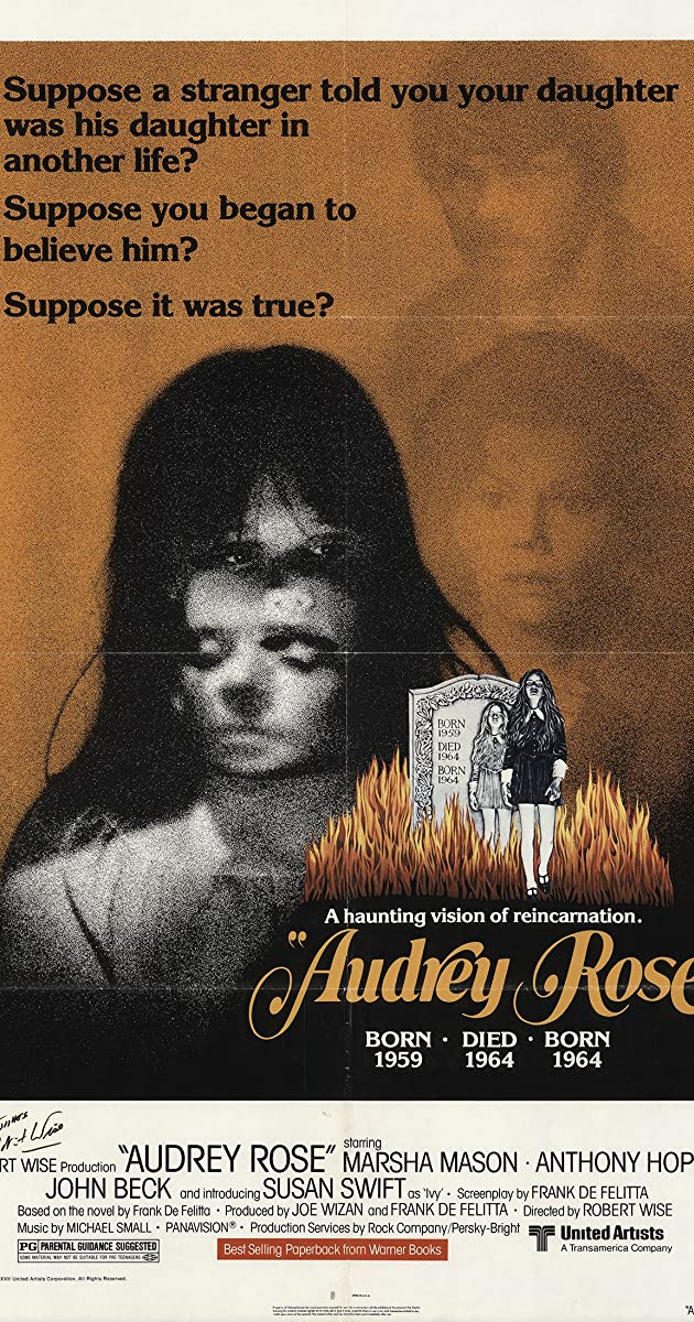 Subtitle of Audrey Rose