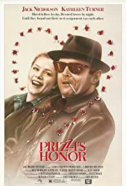 Prizzi's Honor (1985) Poster - Movie Forum, Cast, Reviews