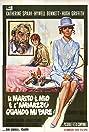 Il marito è mio e l'ammazzo quando mi pare (1968) Poster