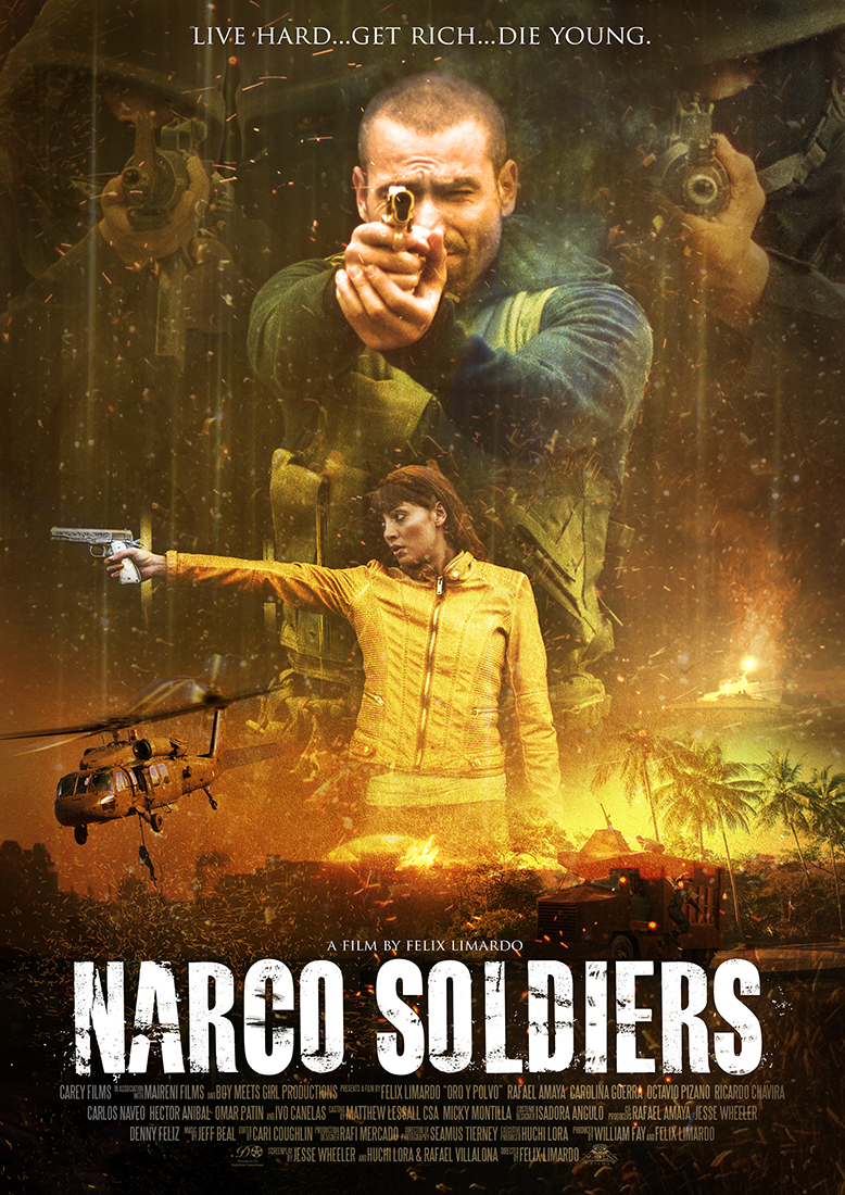 Narco Soldiers (2019) - IMDb