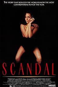 Scandal (1989) Poster - Movie Forum, Cast, Reviews