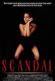 Scandal(1989) Poster - Movie Forum, Cast, Reviews