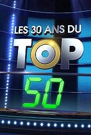 Les 30 ans du TOP 50 Poster