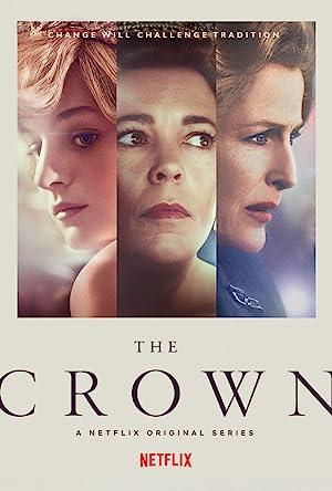 The Crown (Season 1 – 4) Dual Audio {Hindi-English} WeB-HD 480p [180MB] || 720p [400MB]