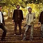 Erdal Besikçioglu, Fatih Artman, Inanç Konukçu, and Berkan Sal in Behzat Ç.: Bir Ankara Polisiyesi (2010)