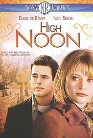 Ivan Sergei and Emilie de Ravin in High Noon (2009)