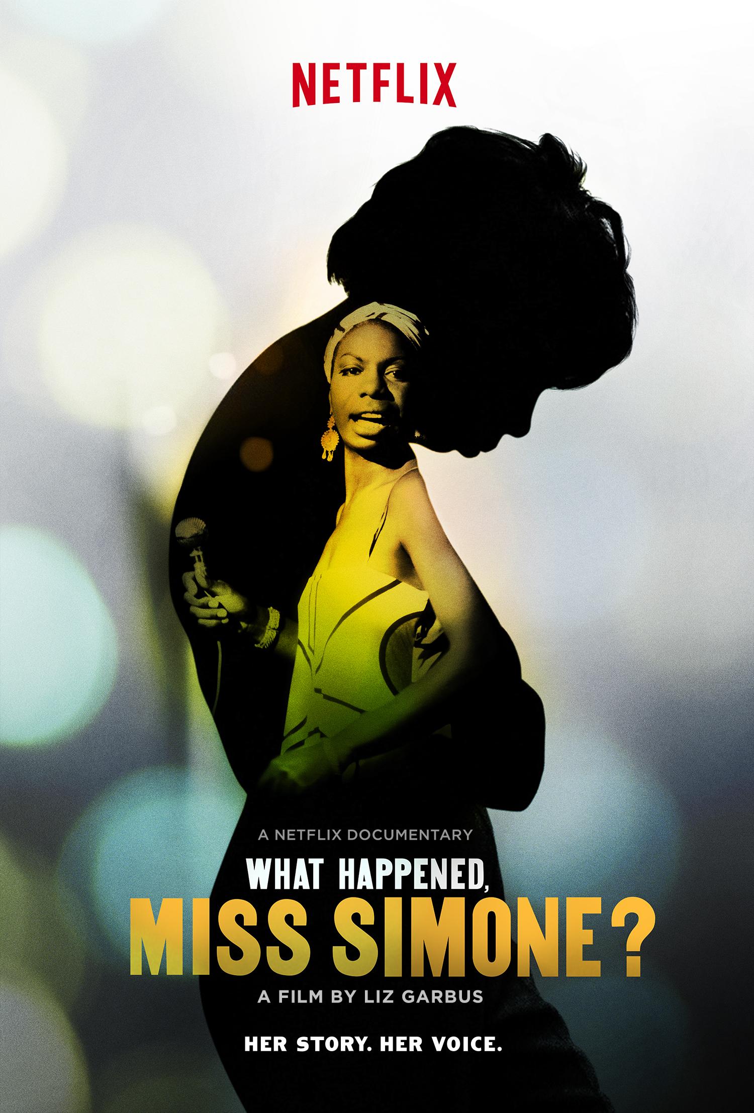 What Happened, Miss Simone? (2015) BluRay 720p & 1080p