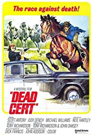 Dead Cert (1974) Poster - Movie Forum, Cast, Reviews