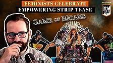 Las feministas celebran el striptease de empoderamiento