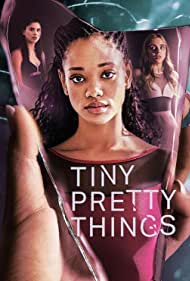 Kylie Jefferson, Casimere Jollette, and Daniela Norman in Tiny Pretty Things (2020)