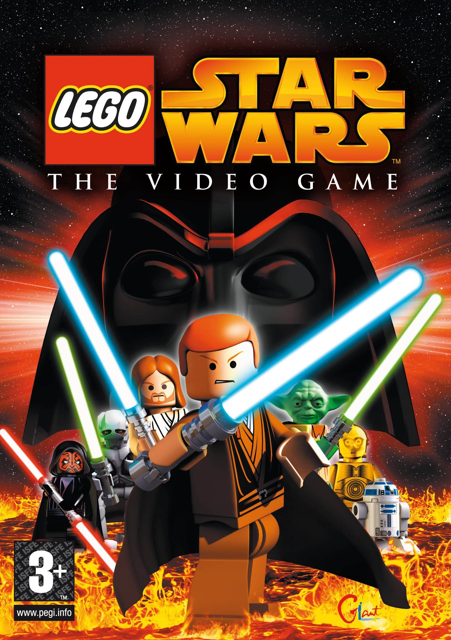 Lego Star Wars: The Video Game (Video Game 2005) - IMDb