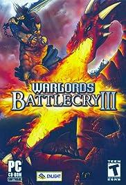 Warlords Battlecry III Poster