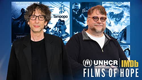 Guillermo del Toro and Neil Gaiman Find Hope in Powerful, Eclectic Films