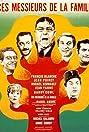 Ces messieurs de la famille (1968) Poster
