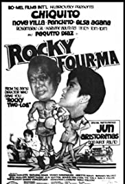 Rocky Four-ma Poster
