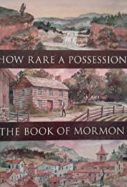 How Rare a Possession: The Book of Mormon Poster