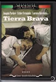 Tierra brava Poster