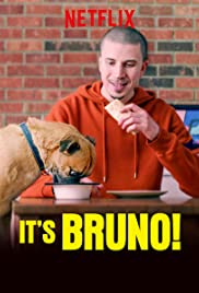 It's Bruno! Poster