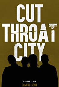 Primary photo for Cut Throat City