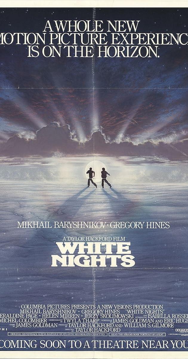 Subtitle of White Nights