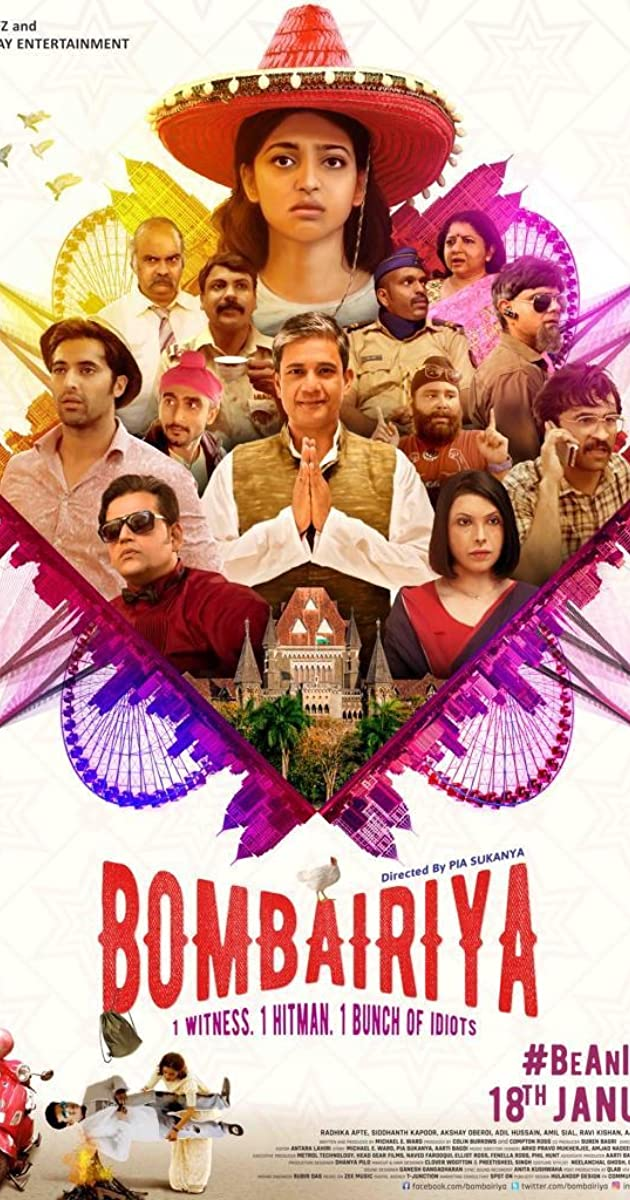 Watch Full HD Movie Bombairiya (2019)