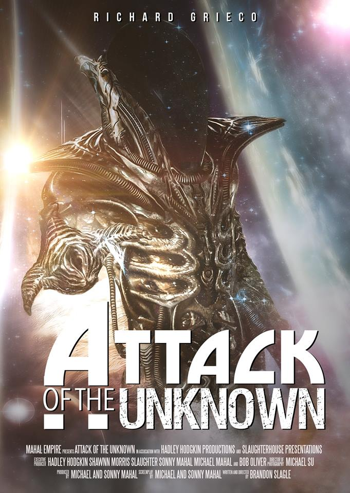 Attack of the Unknown - IMDb