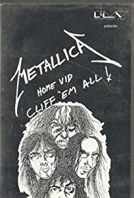 Primary photo for Metallica: Cliff 'Em All!