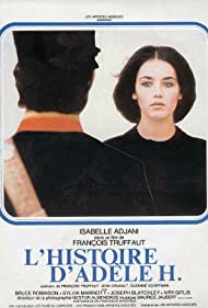 Isabelle Adjani and Bruce Robinson in L'histoire d'Adèle H. (1975)