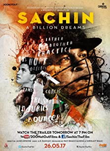 Sachin - A Billion Dreams (2017)