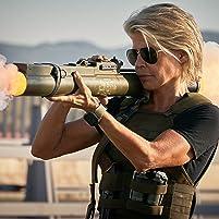 Linda Hamilton in Terminator: Dark Fate (2019)