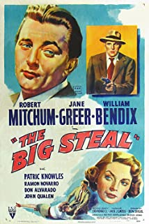 The Big Steal (1949)
