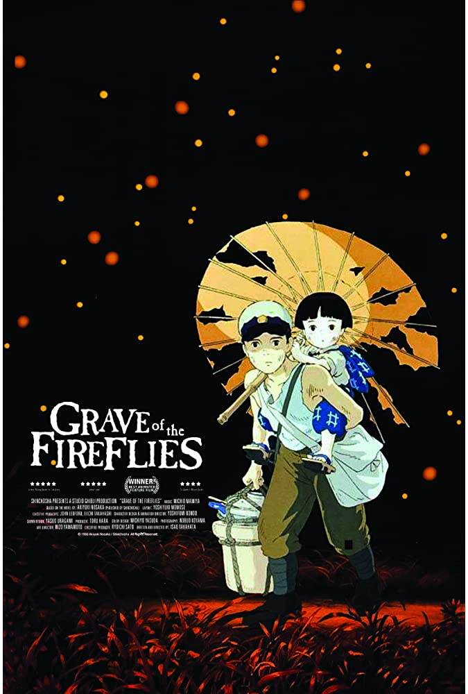 Grave of the Fireflies(1988)