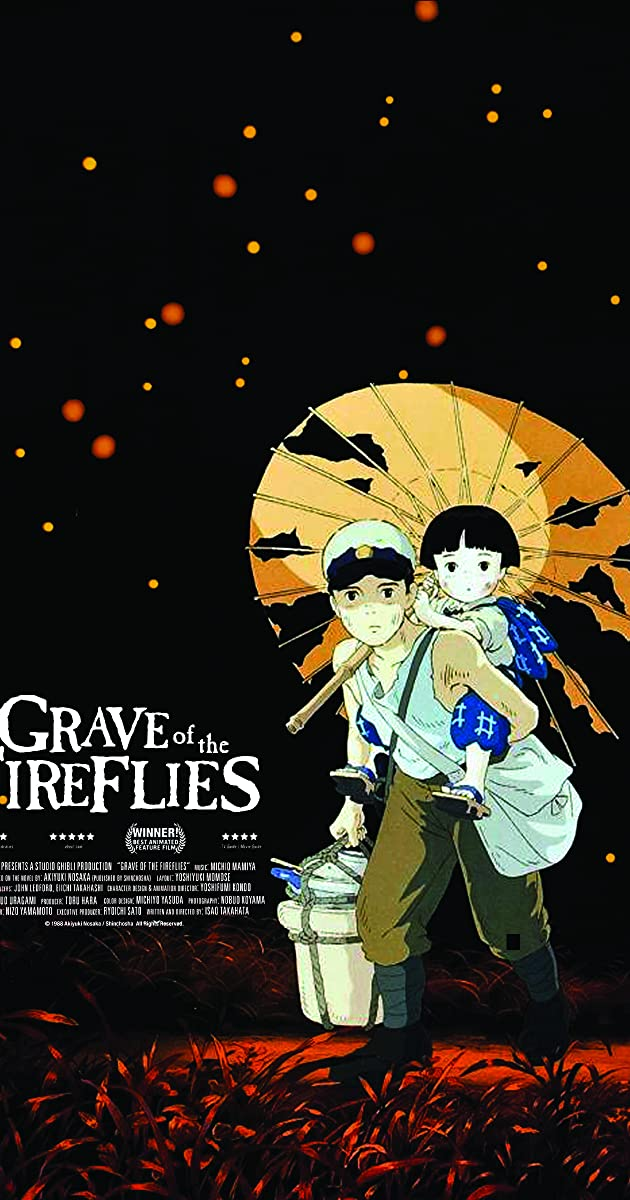 grave of the fireflies stream